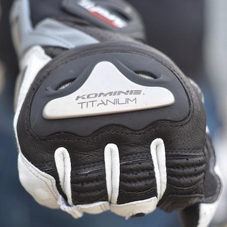 Komine SA-144 gloves