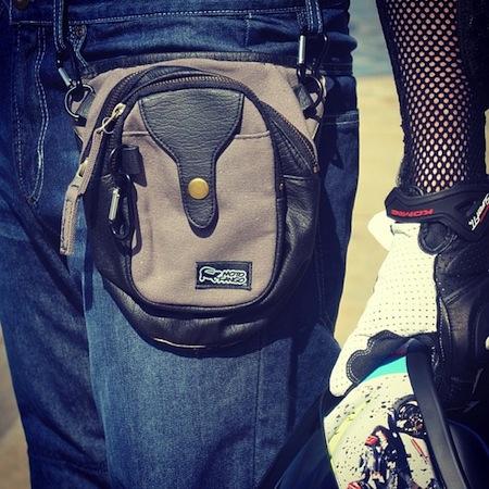 Komine SA-032 Side Bag