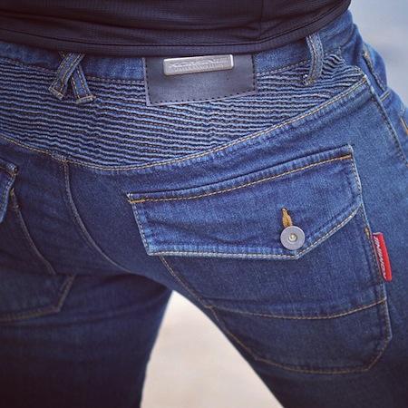 Komine PK-718 SuperFIT Kevlar D-Jeans