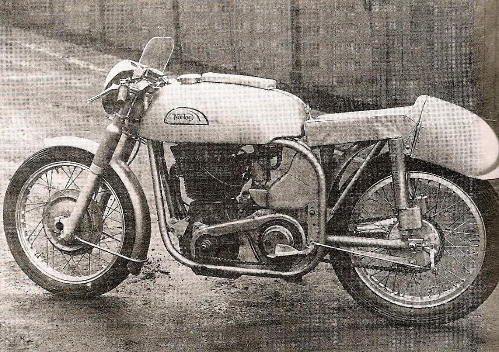 The Triton Norton triumph мото стоппи.инфо