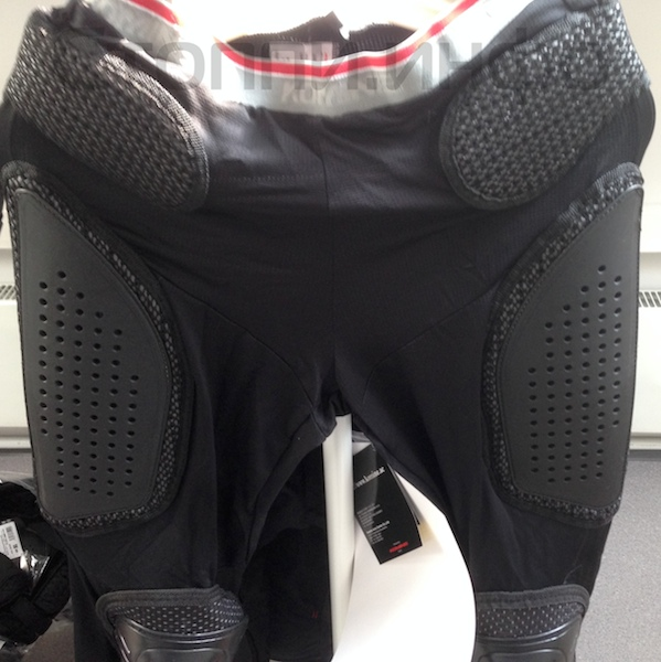 Komine SK-612 Protect Mesh Under Pants Long